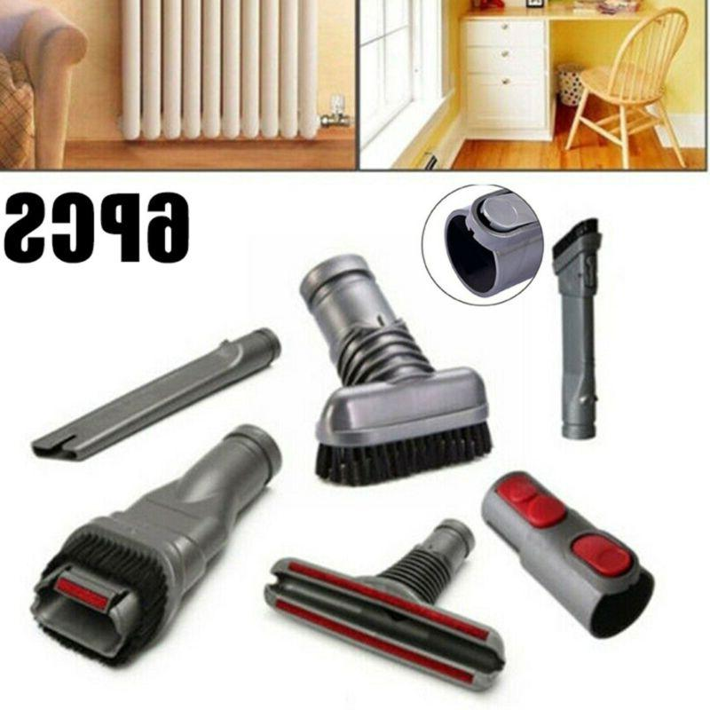 6Pcs For Dyson V6 V7 V8 Vacuum Cleaner Kit