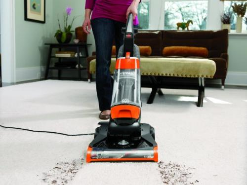 Bissell - Cleanview Bagless Upright Orange