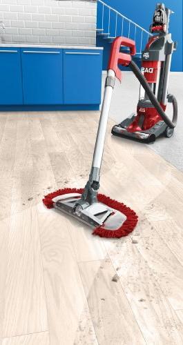 Dirt Devil Dash Bagless Vacuum Red/gray