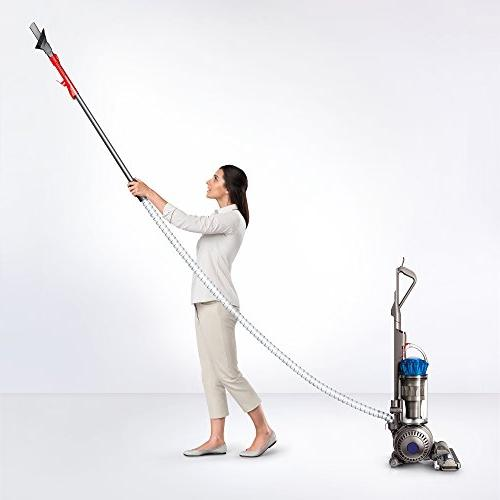 Dyson - Allergy Bagless Iron/blue