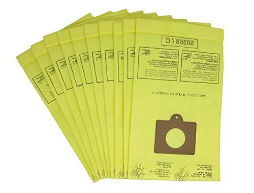 Home Care 5055/50558 Vacuum Bag, 10-Pack