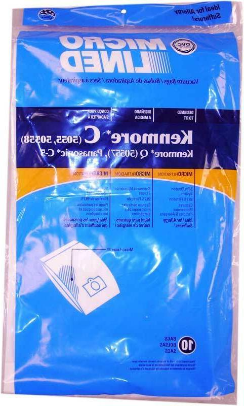 Home Care Products Kenmore 5055/50558 Micro Lined Paper Vacu