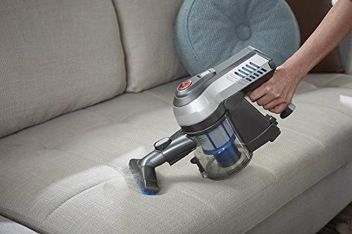 Hoover Cordless Vacuum Gray