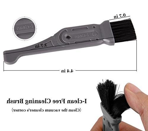 I clean Replacement Shark NV360 Filter,HEPA Filters&Foam Flet Filter Lift-Away NV350 NV352 UV440