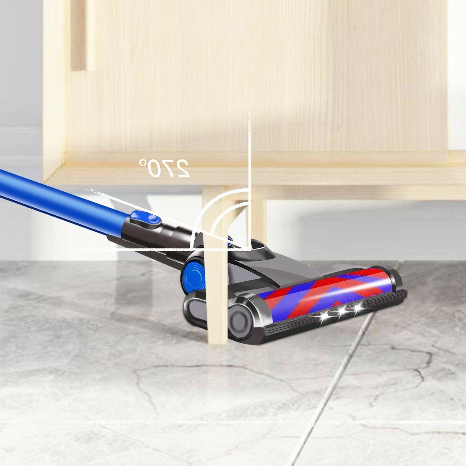NEQUARE Lightweight Home & Cordless Vacuum Cleaner