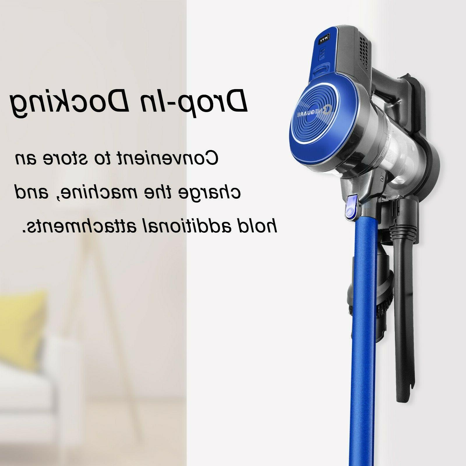 NEQUARE A18 Lightweight Home Cordless Vacuum Cleaner