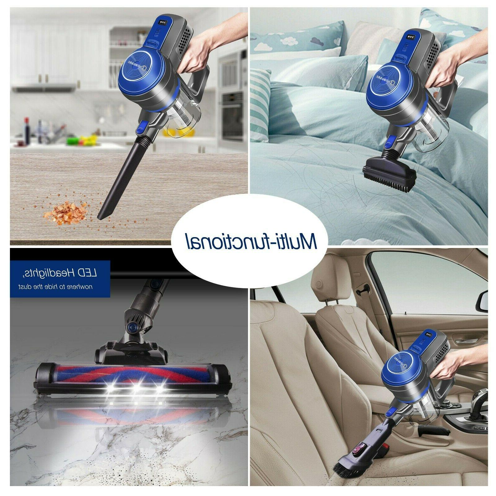 NEQUARE A18 18kPa Handheld Lightweight Home & Cordless Cleaner