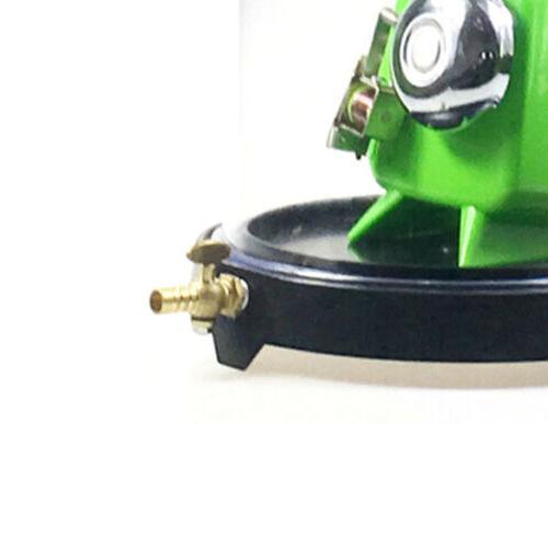 Acrylic jar Hood Suction Bell Physics Experiment LAB USE
