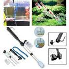Auto Aquarium Gravel Battery Fish Tank Vacuum Siphon Cleaner