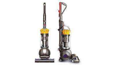ball multi floor upright vacuum yellow new