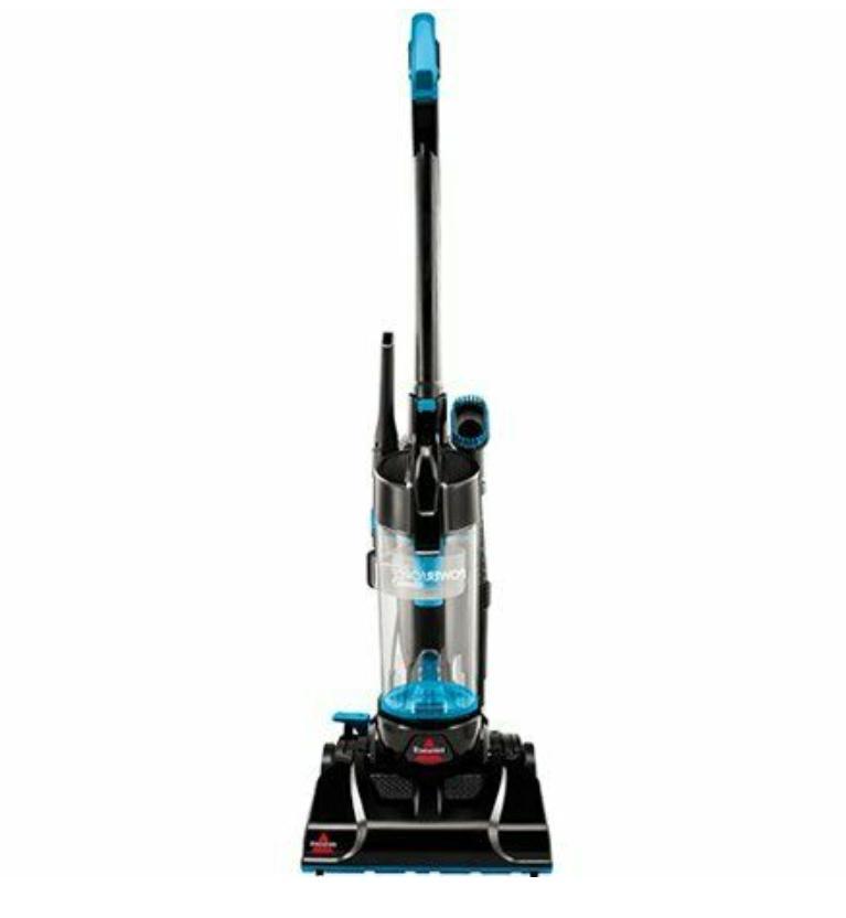 BISSELL vacuum cleaner bagless lightweight rug vaccum