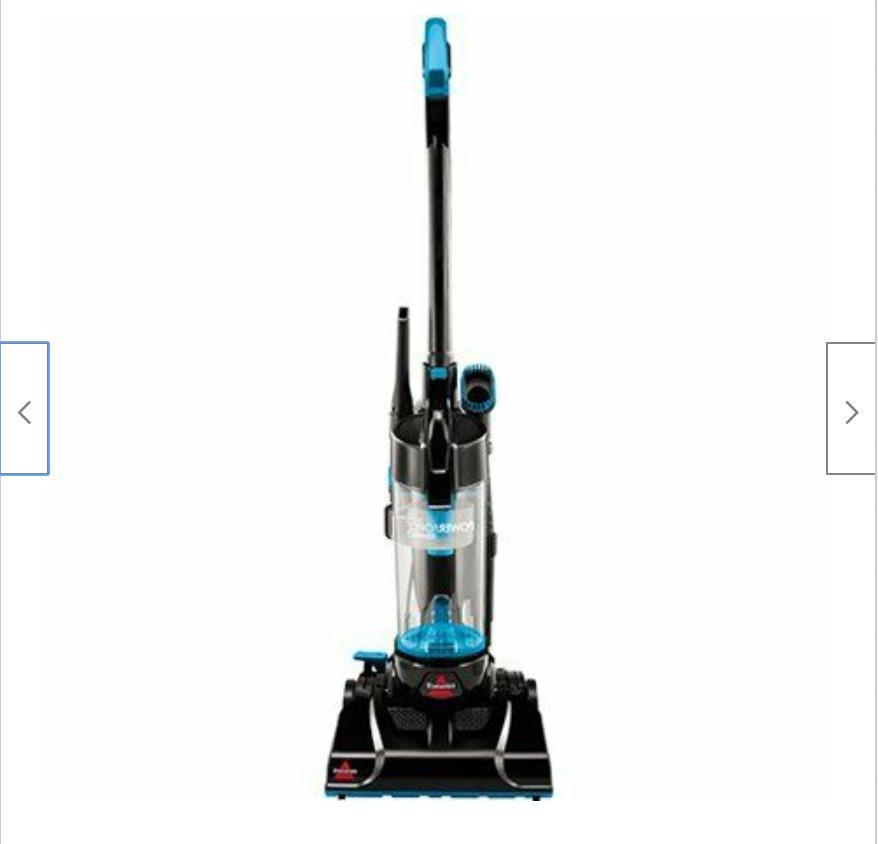 BISSELL vacuum cleaner lightweight rug