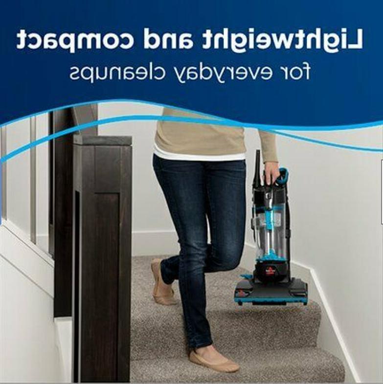 BISSELL vacuum cleaner bagless lightweight household supplies rug vaccum