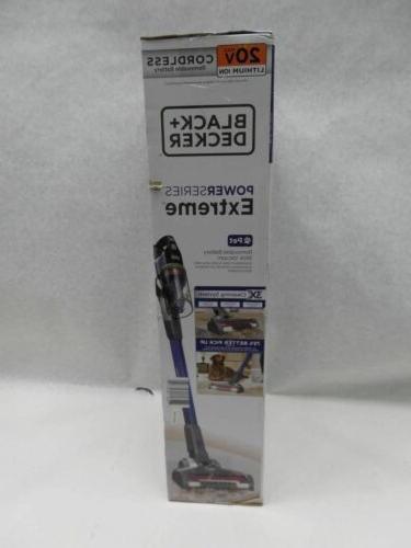 Black & Decker PowerSeries Extreme Stick Cleaner