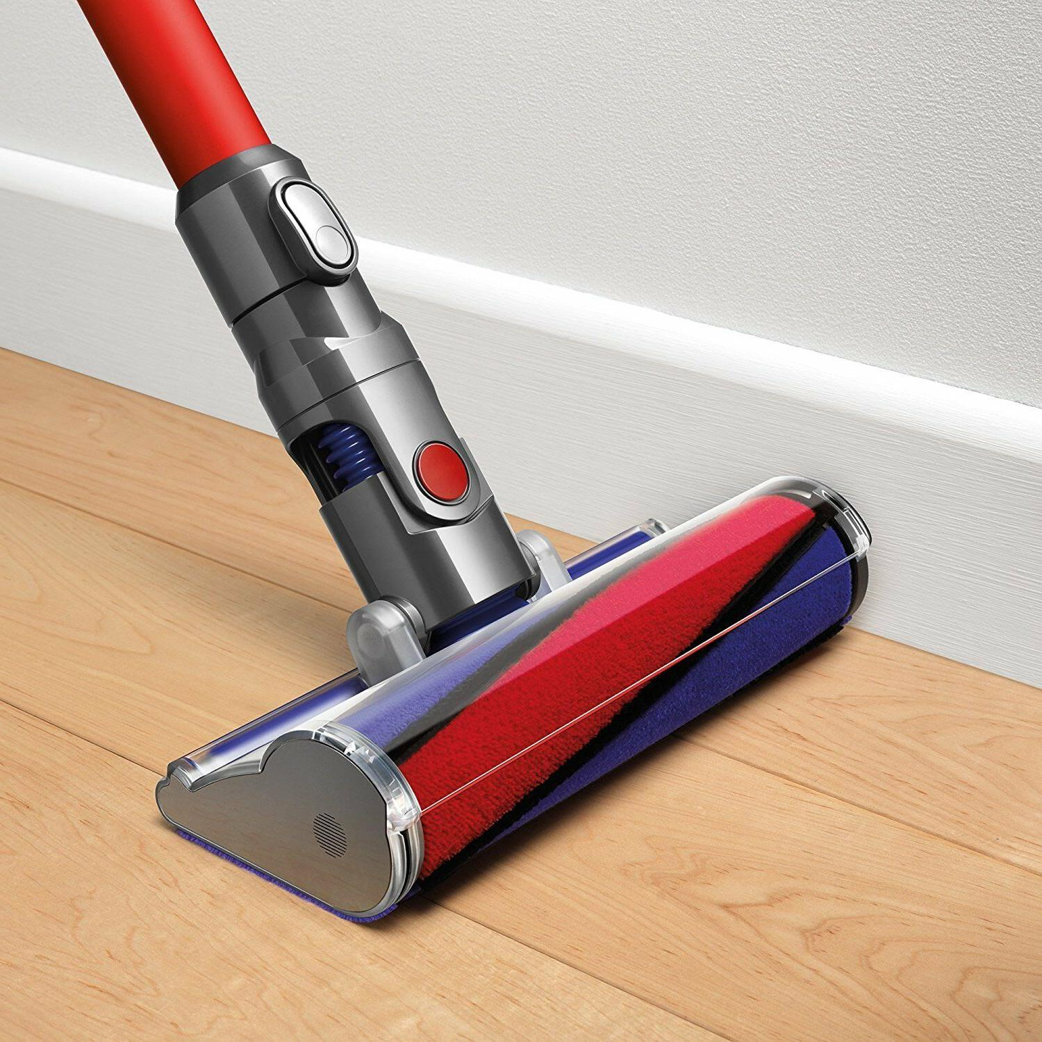 *Brand Absolute Vacuum-Red/Silver- ABSOLUTE