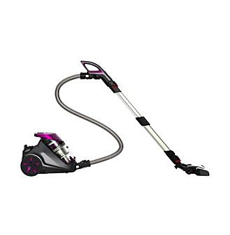 c4 cyclonic bagless canister vacuum
