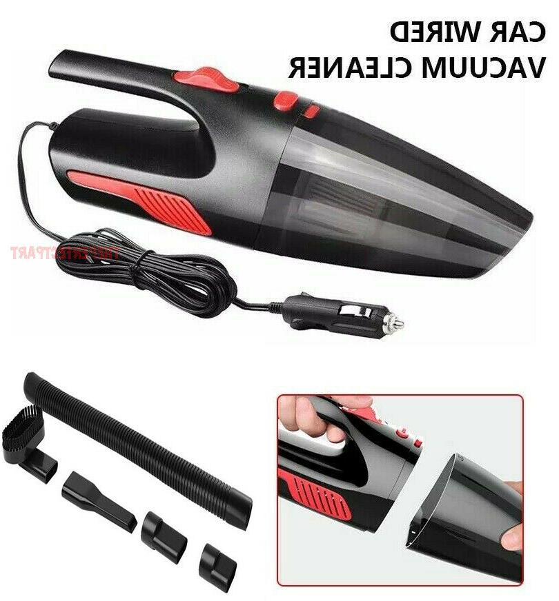 car vacuum cleaner 12v with 120w