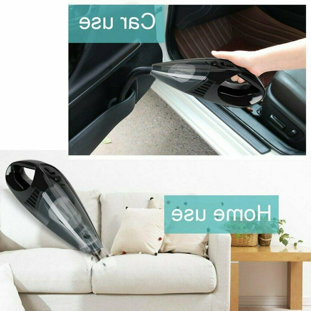 Car Vacuum Handheld Vac And Dry Suction Hand DC 12V