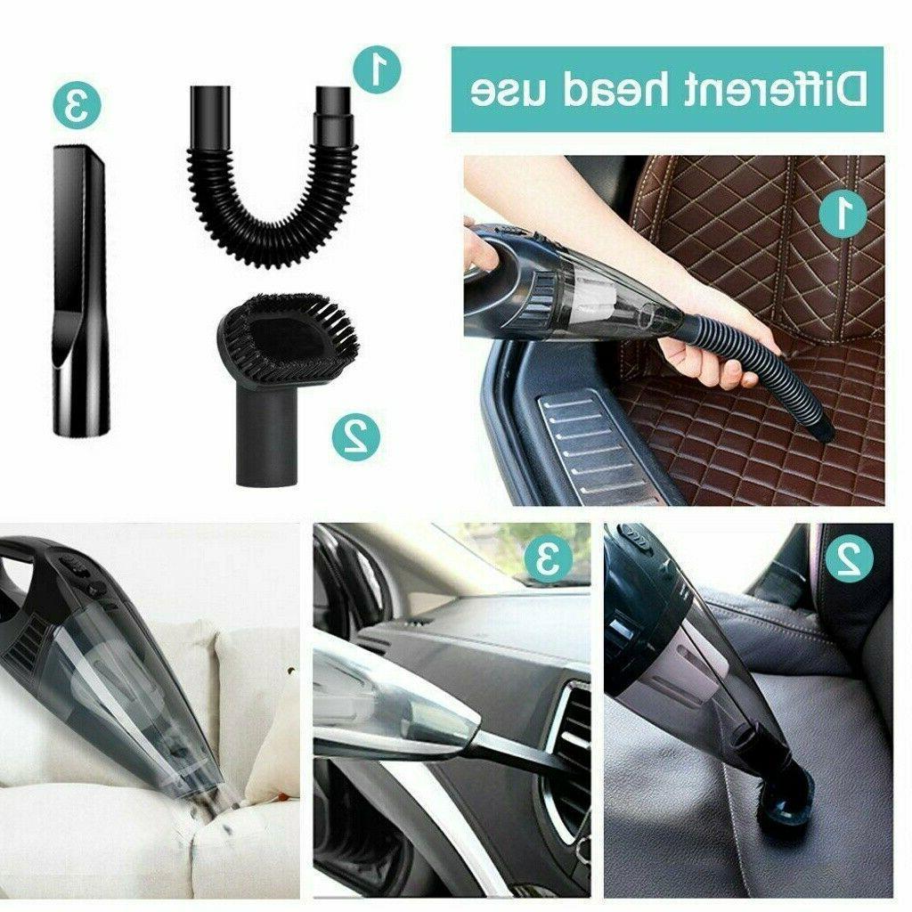 Car Cleaner Duster Handheld Vac Dry DC 12V