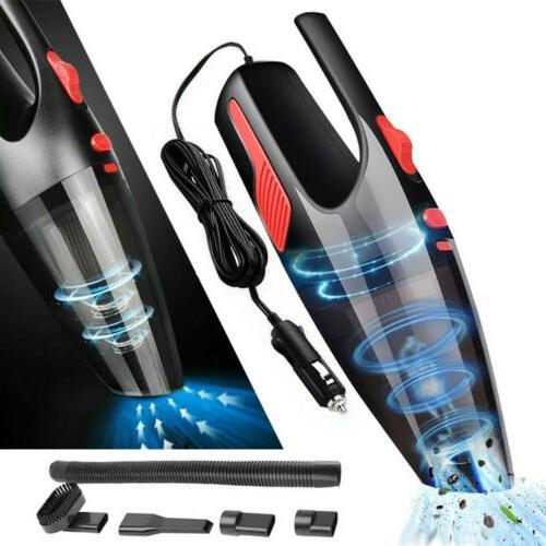 car vacuum cleaner high power dc12 volt