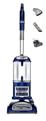 SharkNinja Shark Navigator Lift-Away Deluxe Blue Vacuum | N