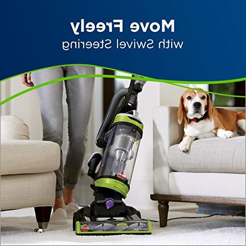 BISSELL Upright Vacuum Green,