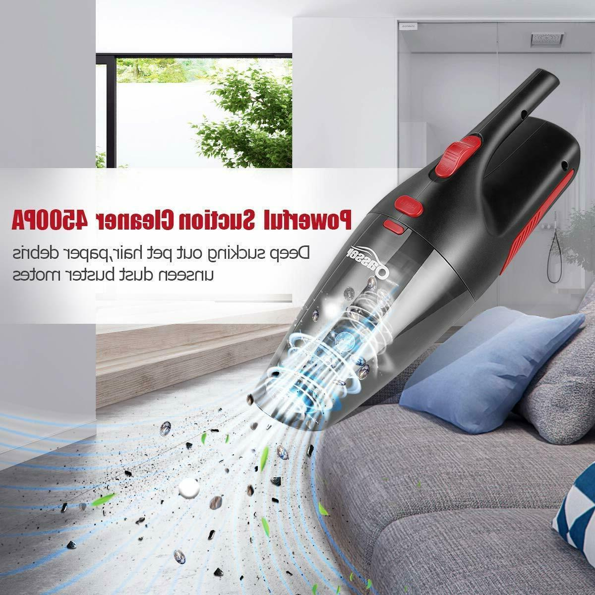 Cordless Cleaner Car Home US
