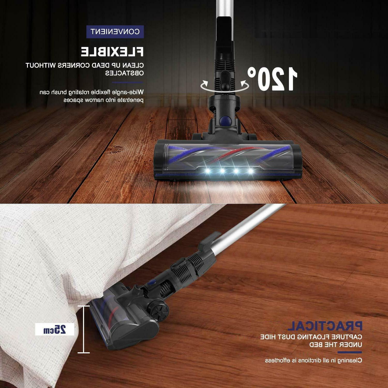 MOOSOO Vacuum Powerful Suction 1 Handheld Vacuum Clean