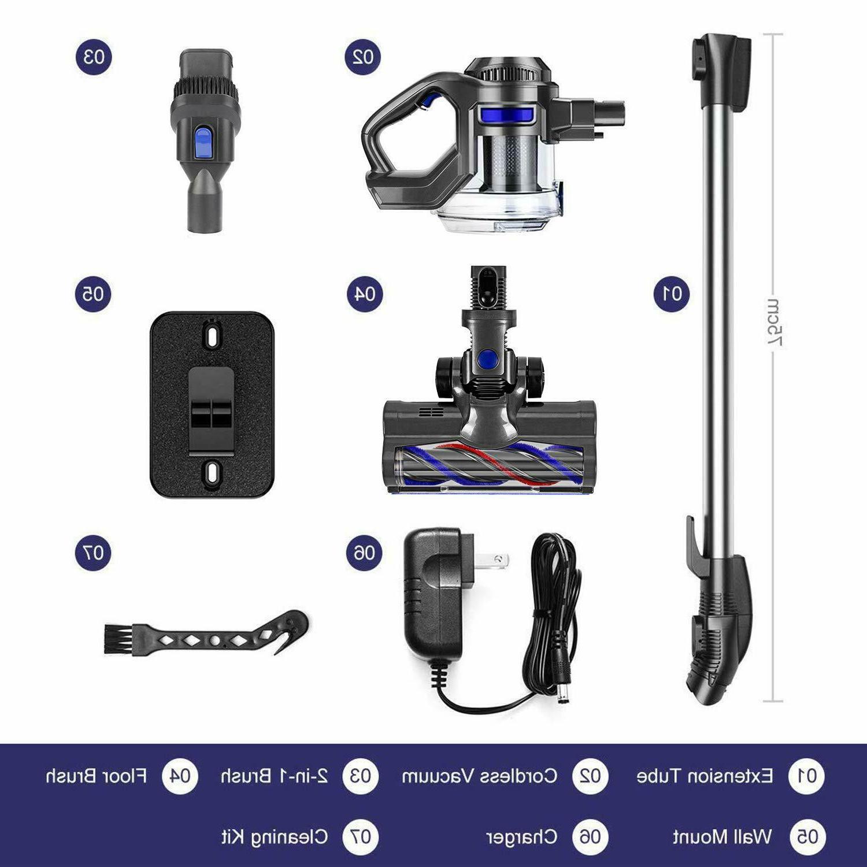 MOOSOO Vacuum Powerful 1 Handheld Vacuum Clean