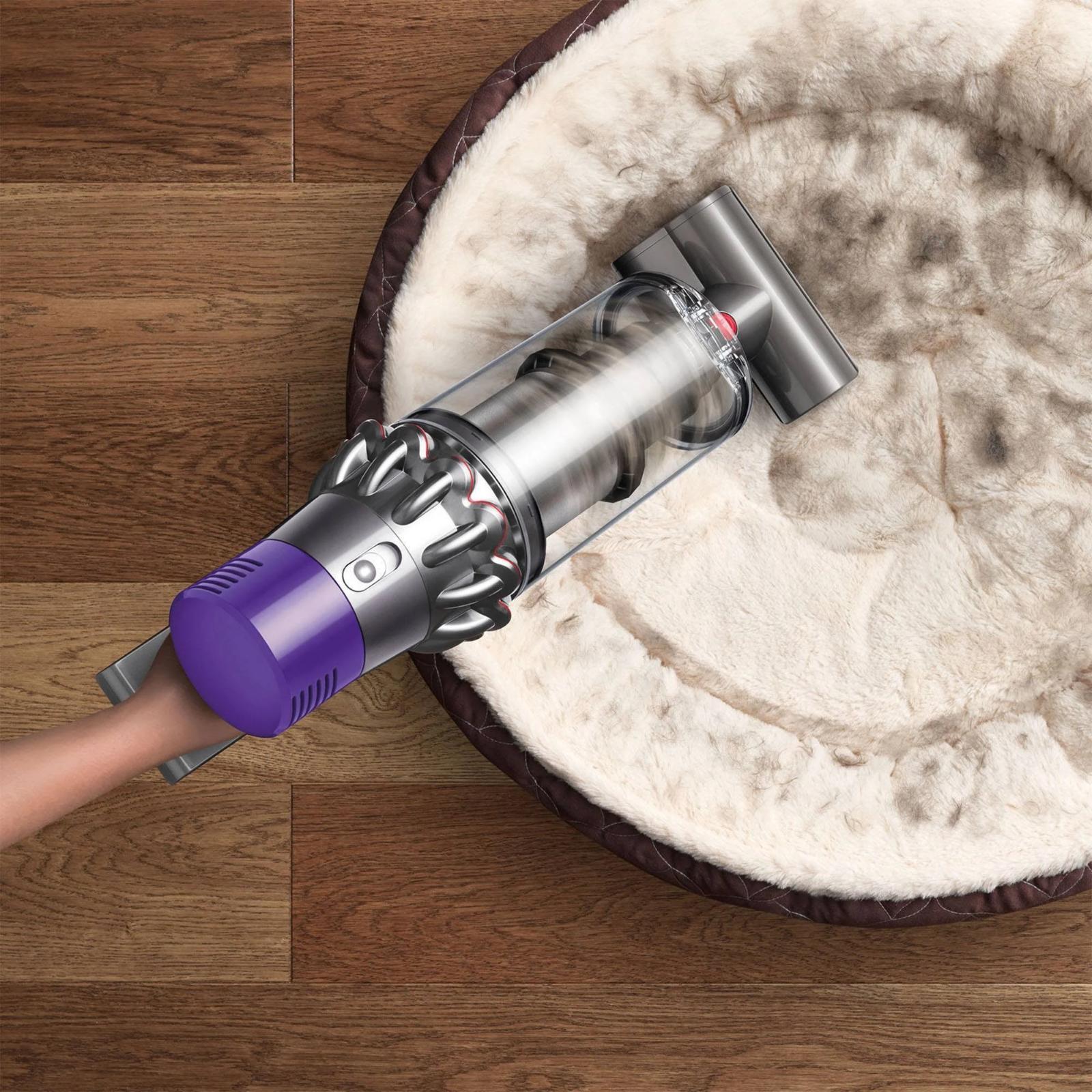 Dyson Cordless Stick Vacuum Iron