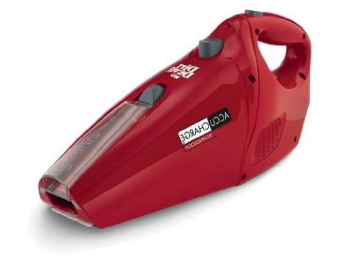 hand vacuum cleaner accucharge cordless