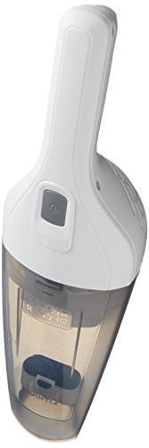 BLACK+DECKER Cordless Handheld Vacuum, White