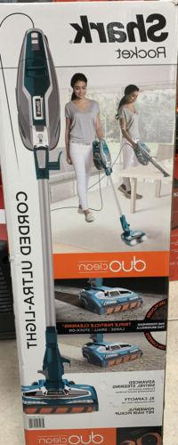 Shark HV380 Rocket Complete Corded Vacuum with DuoClean New