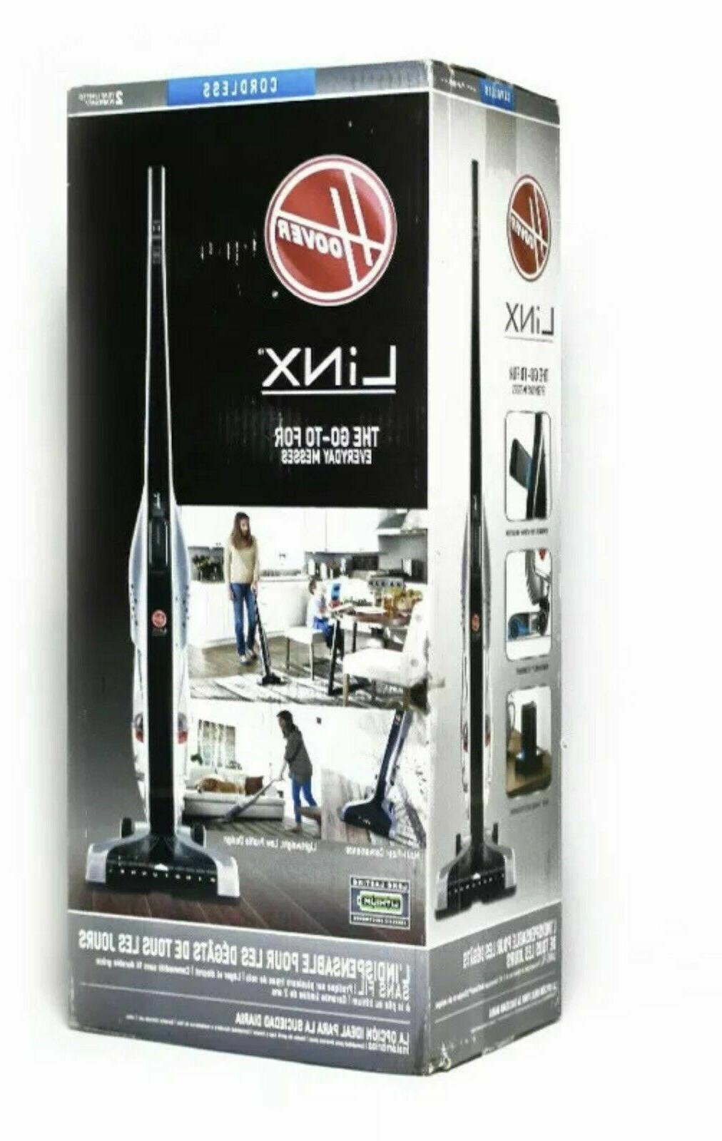 linx rechargeable stick vacuum cleaner bh50010 brand