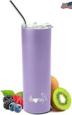 Luvle Stainless Steel double-Wall Vacuum Insulated Tumbler S