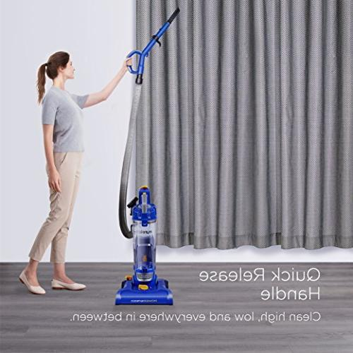 Eureka PowerSpeed Bagless Vacuum Blue