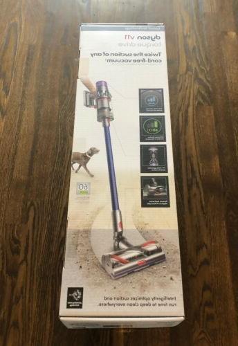 new v11 torque drive stick vacuum cordless