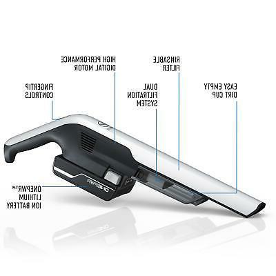 Hoover Dust Chaser Handheld Vacuum Cleaner