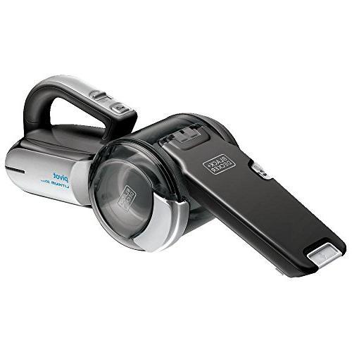 pivot vac cordless handheld vacuum