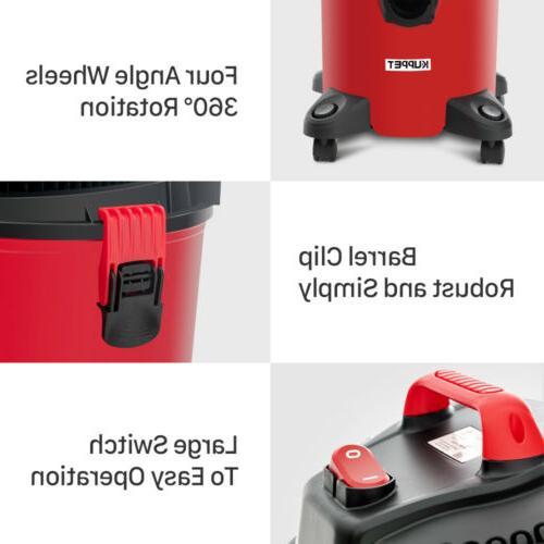 Portable Wet Vacuum Vac Shop HP Blower