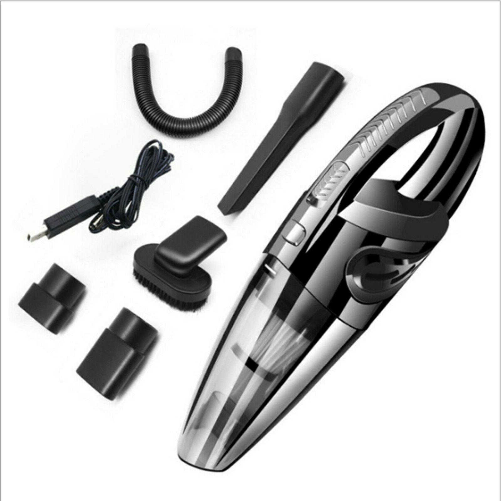 portable cordless car vacuum cleaner handheld small