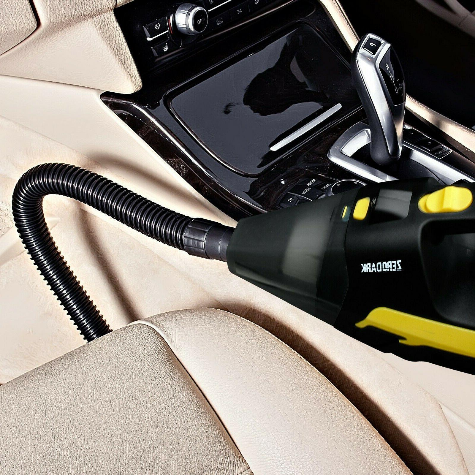 ZeroDark™ Portable Cleaner Held For Car
