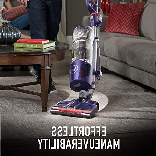 Hoover Power Pet Bagless Vacuum Blue