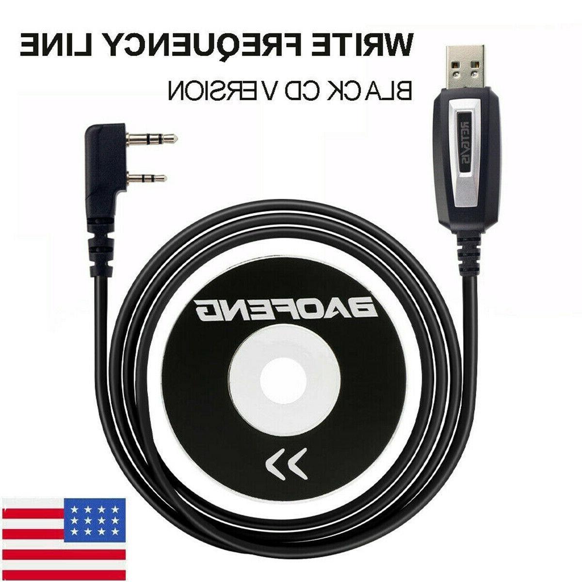 programming cable 2 pin usb software cd