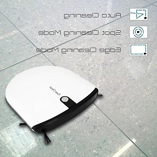 Automatic Mopping Cleaner Robotic Self Low Home Cleaning Water Tank Mop - and Tile Floor Pure