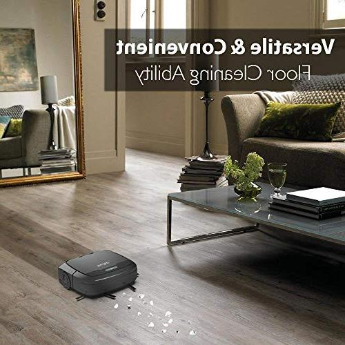 Automatic Cleaner Self Navigation Profile Home Cleaning Vac Water Tank Mop Attachment and Tile Floor - Pure