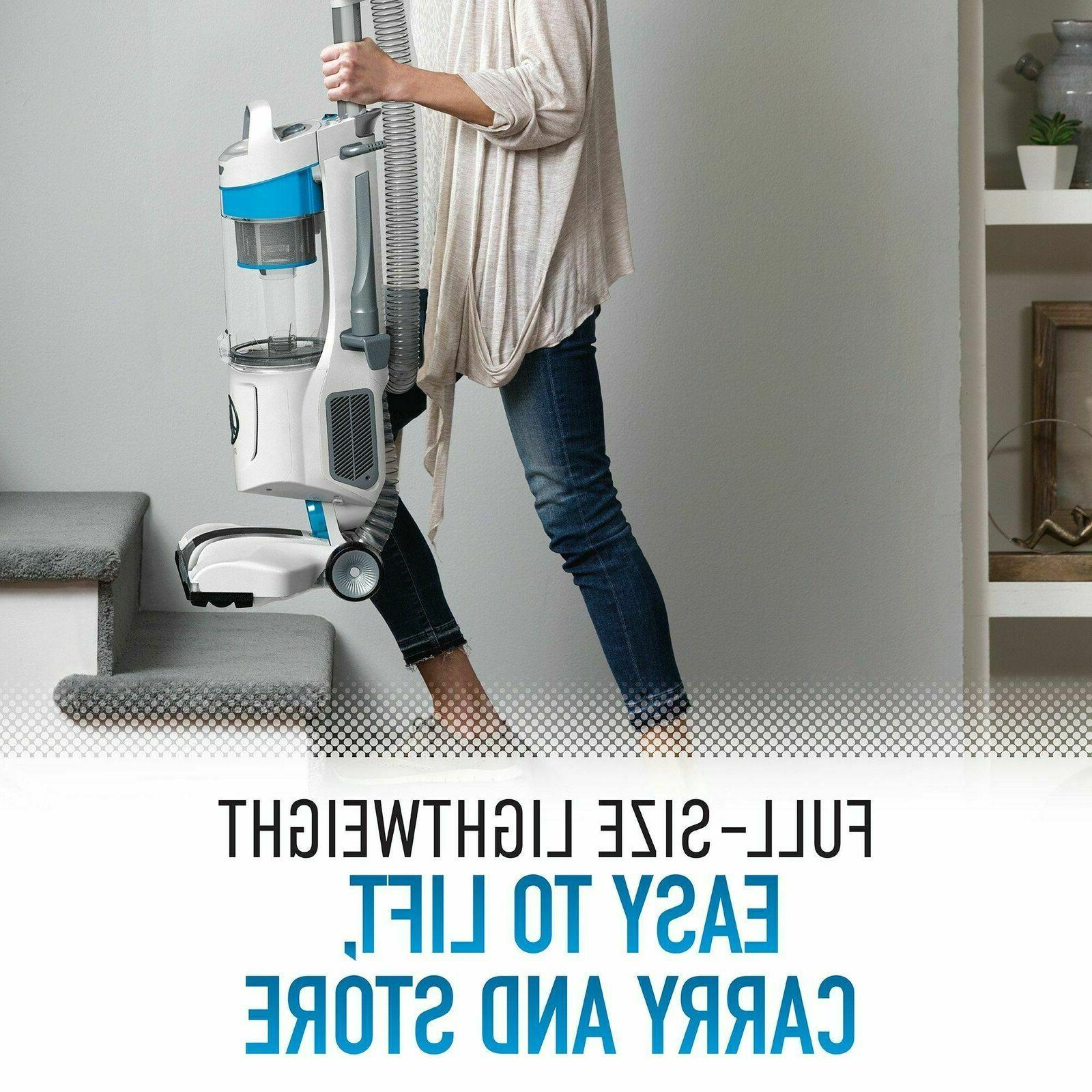 Hoover Bagless Upright Vacuum Cleaner