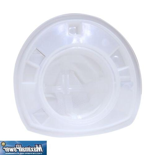 MaximalPower™ Replacement Black & Hand Vacuum VF110 - White
