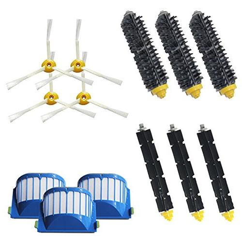 replacement parts kit including bristle
