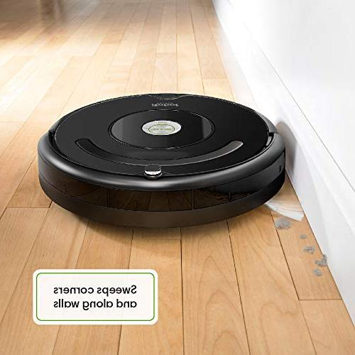 iRobot Vacuum Wi-Fi Works with for Pet Hair, Hard